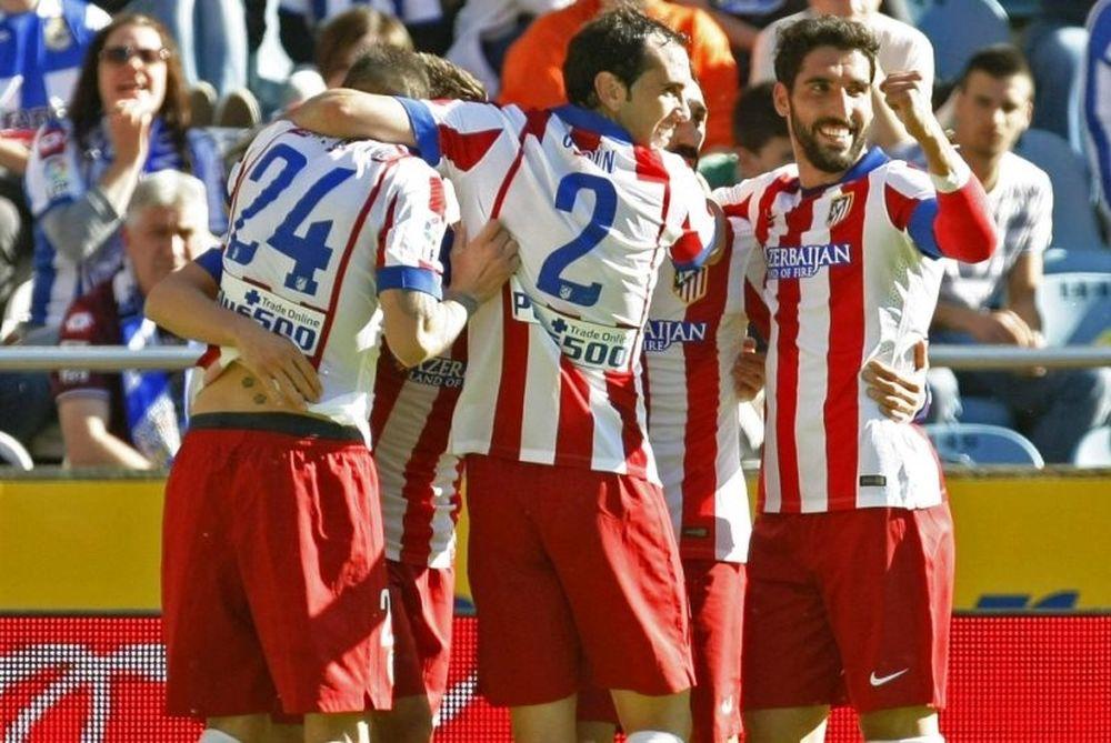 Λα Κορούνια – Ατλέτικο Μαδρίτης 1-2 (video)