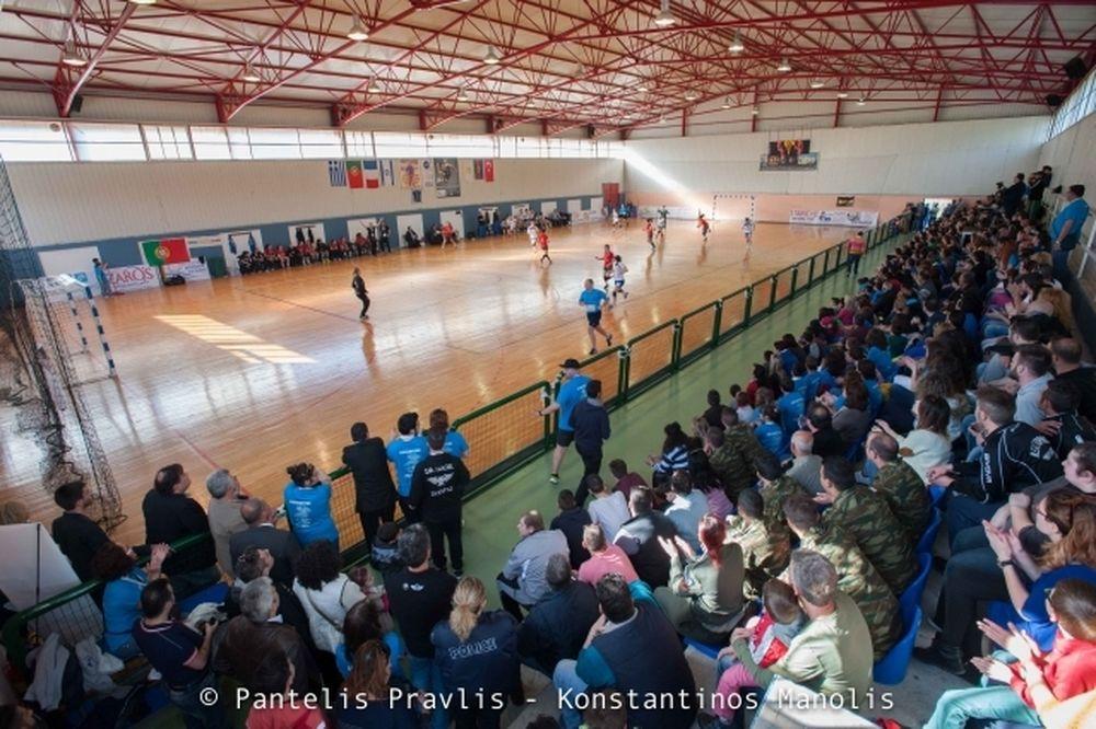 Εθνική Χάντμπολ Νεανίδων: Ήττα από Πορτογαλία (photos)