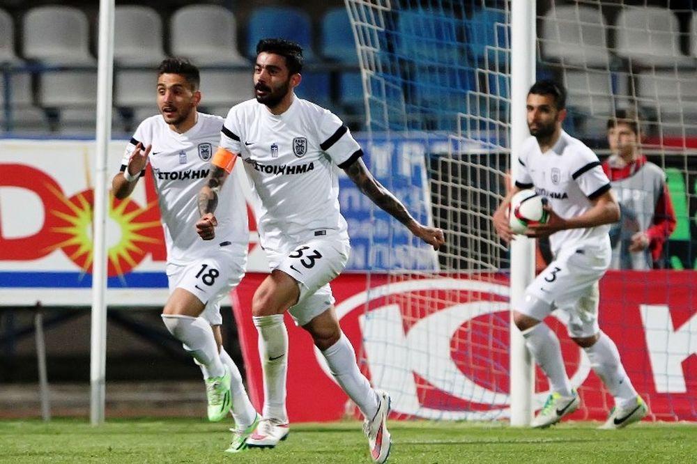 Κέρκυρα - ΠΑΟΚ 0-1: Το γκολ του αγώνα (video)