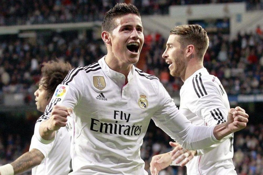 Ρεάλ Μαδρίτης - Μάλαγα 3-1 (video)