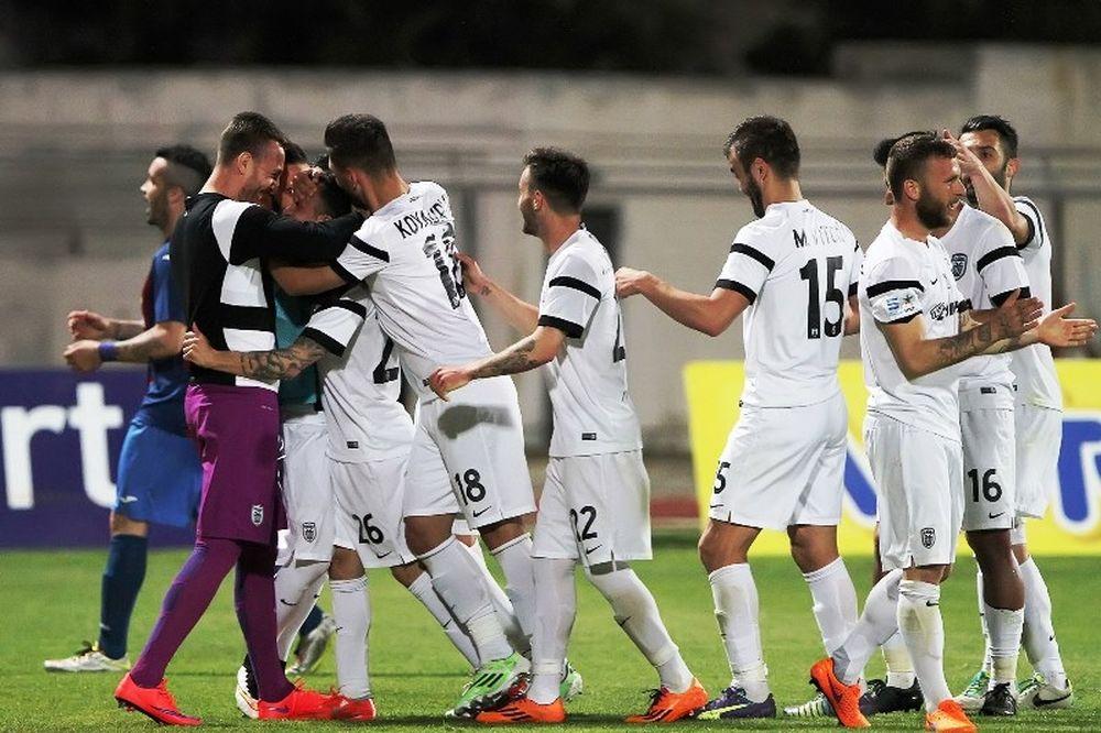 Κέρκυρα - ΠΑΟΚ 0-1: Το γκολ και οι καλύτερες φάσεις (video)