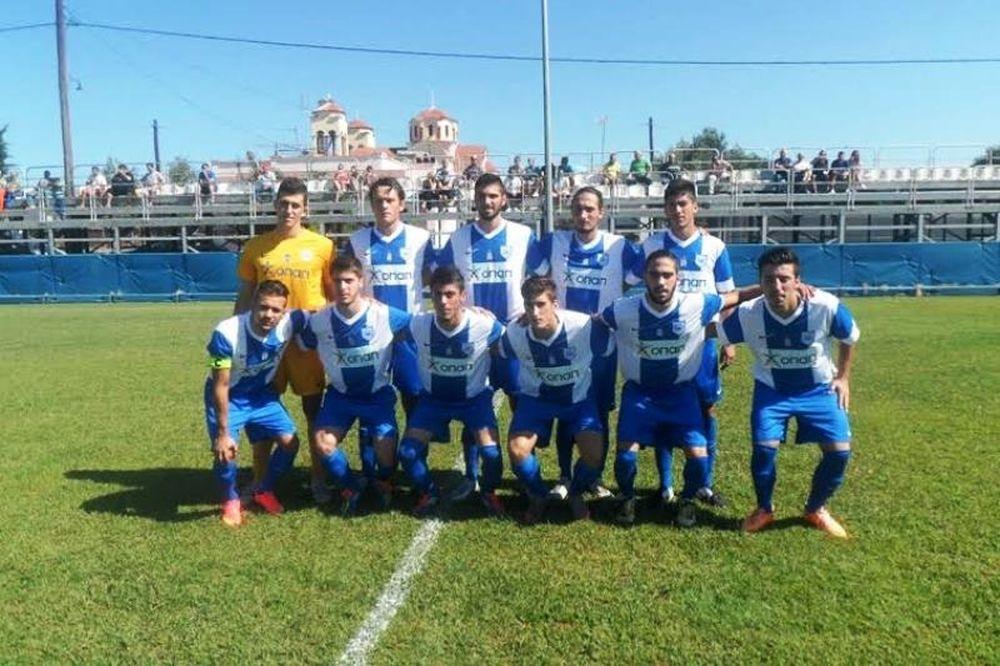 Ατρόμητος-ΠΑΣ Γιάννινα 0-1 (Κ20)