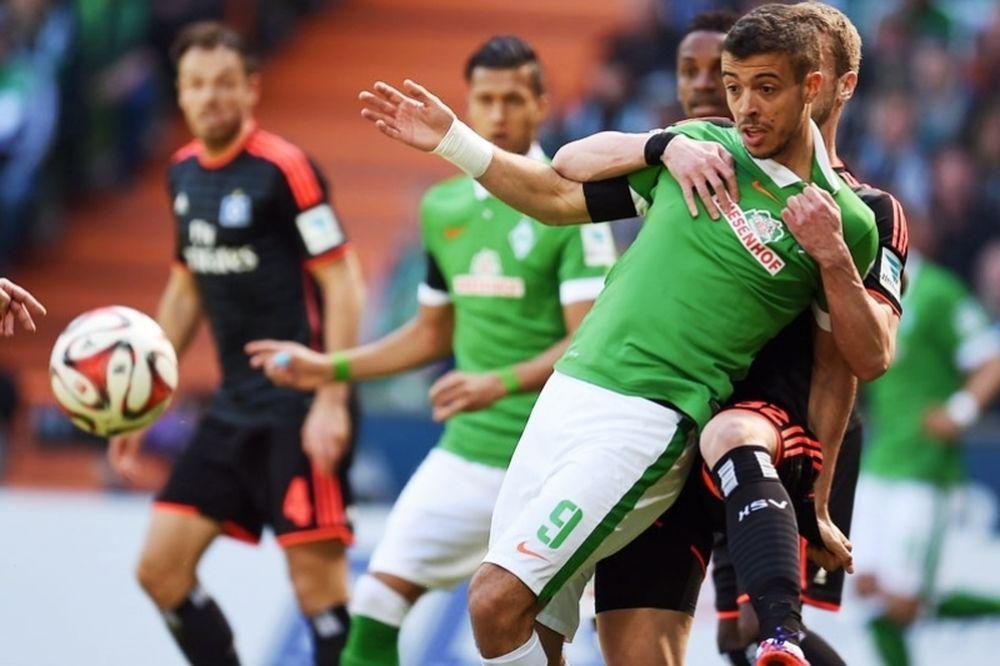 Βέρντερ Βρέμης – Αμβούργο 1-0 (video)