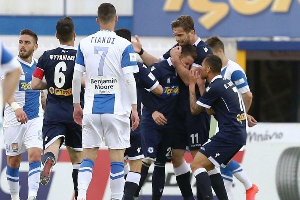 Ατρόμητος - ΠΑΣ Γιάννινα 1-1: Τα γκολ και οι καλύτερες φάσεις (video)
