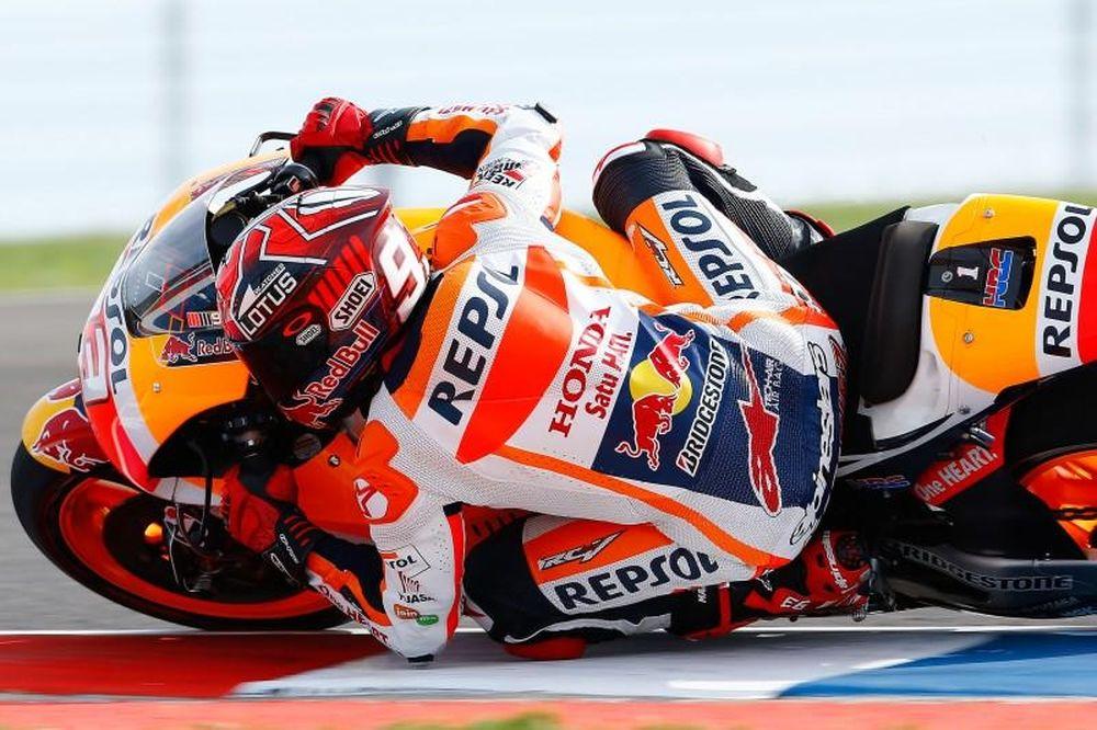 Moto GP: Το... τρελό τρακάρισμα Μάρκεζ - Ρόσι! (video)