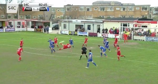 Ουαλία: Ούτε ο... Μπέιλ δεν έχει βάλει αυτό το γκολ! (video)