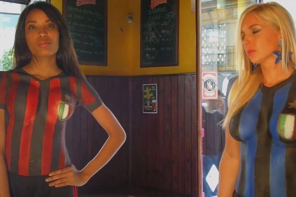 Το ελκυστικό Ντέρμπι ντέλα Μαντονίνα! (video+photos)