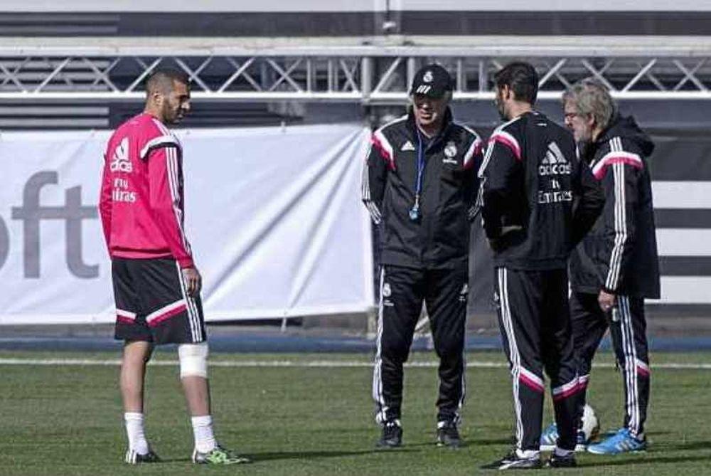 Ρεάλ Μαδρίτης:Μόνο με θαύμα ο Μπενζεμά