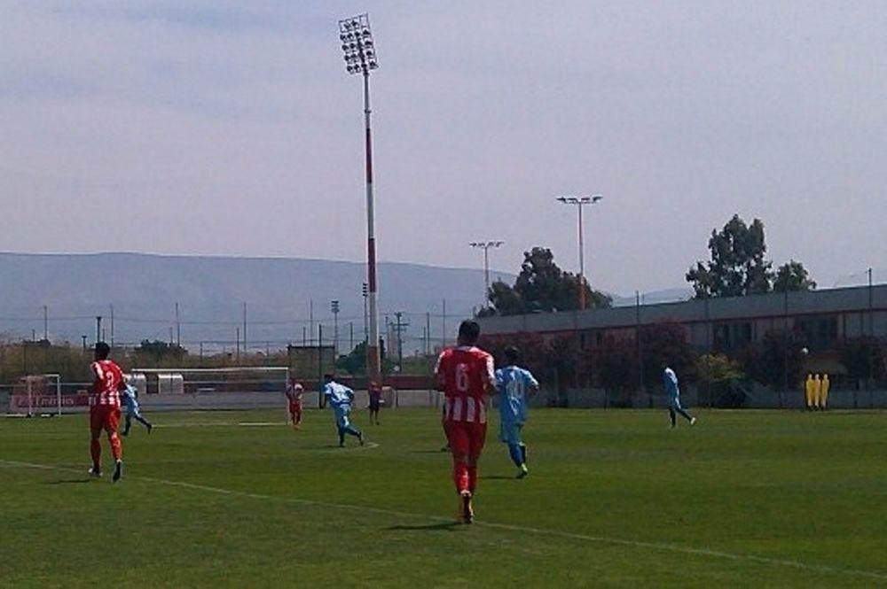 Ολυμπιακός-Λεβαδειακός 5-0 (Κ20)