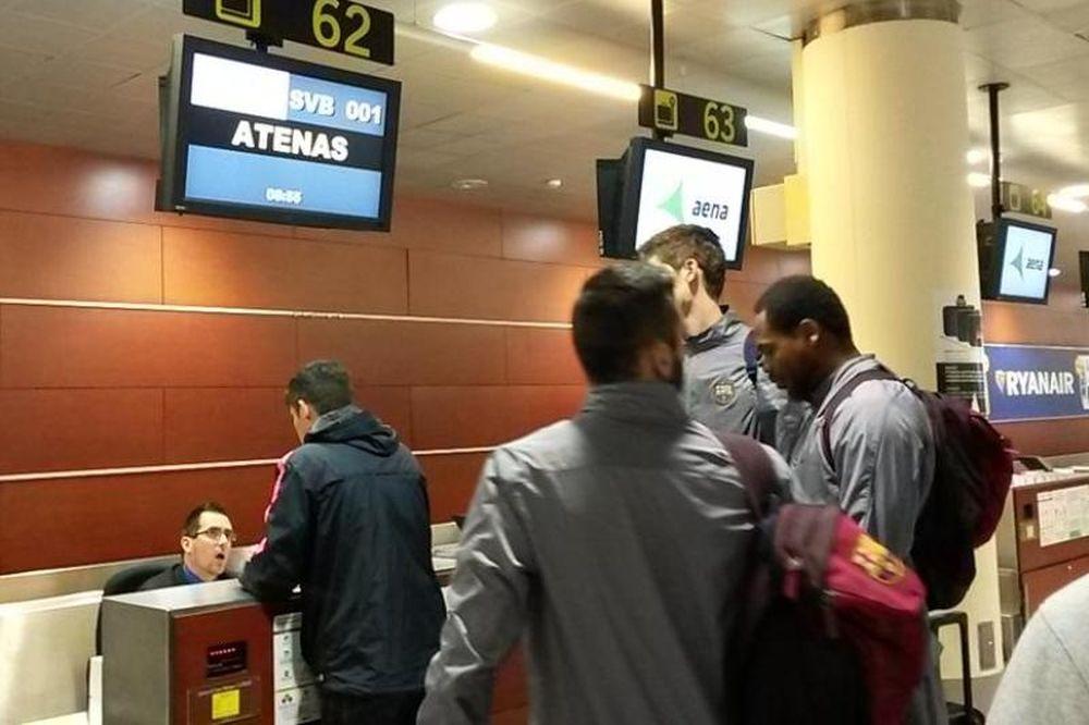 Μπαρτσελόνα: Με Όλεσον στην Ελλάδα (video)