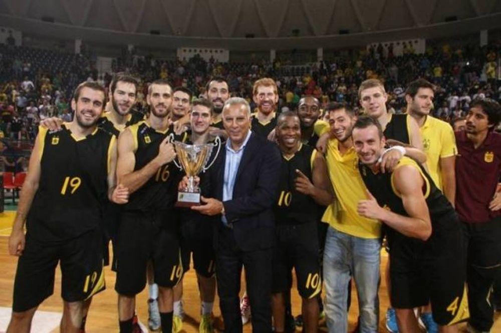 Άρης: Μετά το Ευρωμπάσκετ το «Nick Galis Cup»