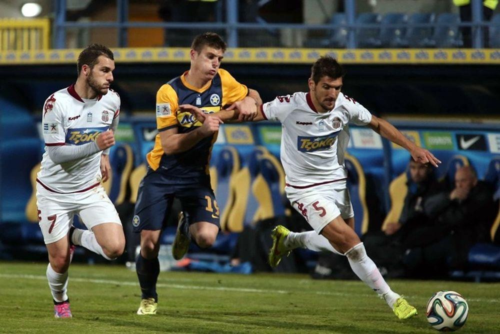 Βέροια - Αστέρας Τρίπολης 4-0