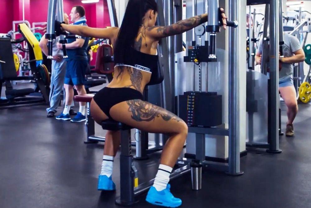 Η Ρωσία βγάζει τα καλύτερα Fitness Model (photos+videos)