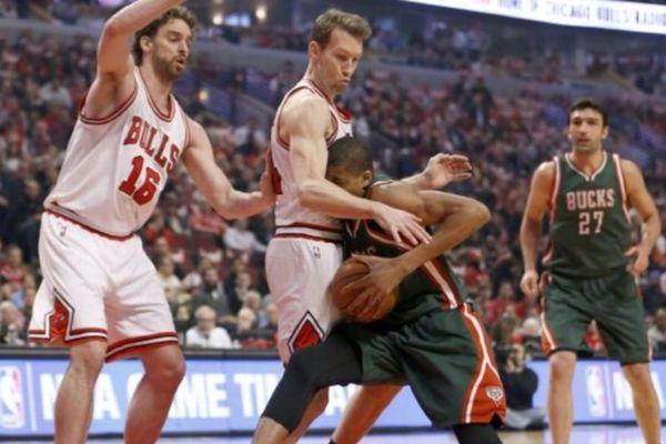 Σικάγο Μπουλς: «Άσχημο» 2-0 με Μπακς και Αντετοκούνμπο (videos)