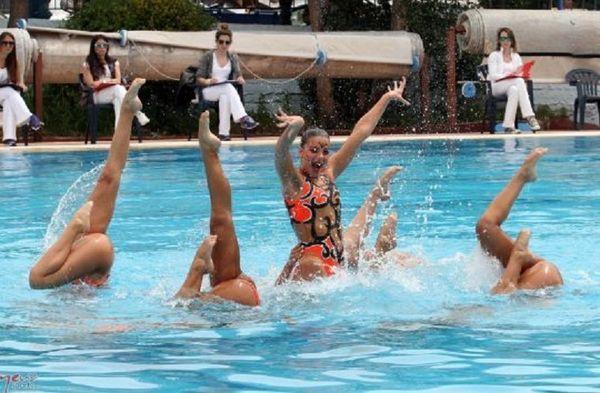 Συγχρονισμένη Κολύμβηση: Ο απολογισμός του Εθνικού Πρωταθλήματος στο Χαϊδάρι