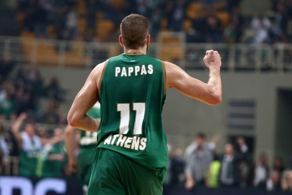 Ευρωλίγκα: MVP ο Παππάς (video)