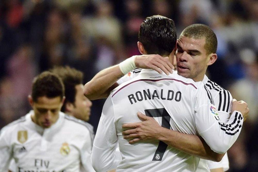Νίκη παρά τις απουσίες για Ρεάλ Μαδρίτης