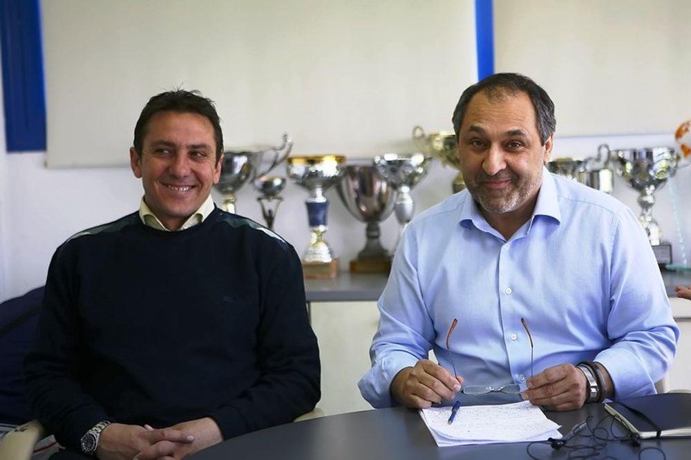 Παπαθανασάκης: «Είχα πει το πρώτο παιχνίδι θα είναι με την ΑΕΚ»