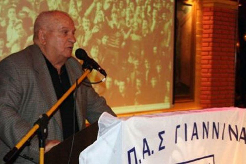 Τα συλλυπητήρια για την απώλεια του Ανδρέα  Καραμανωλάκη