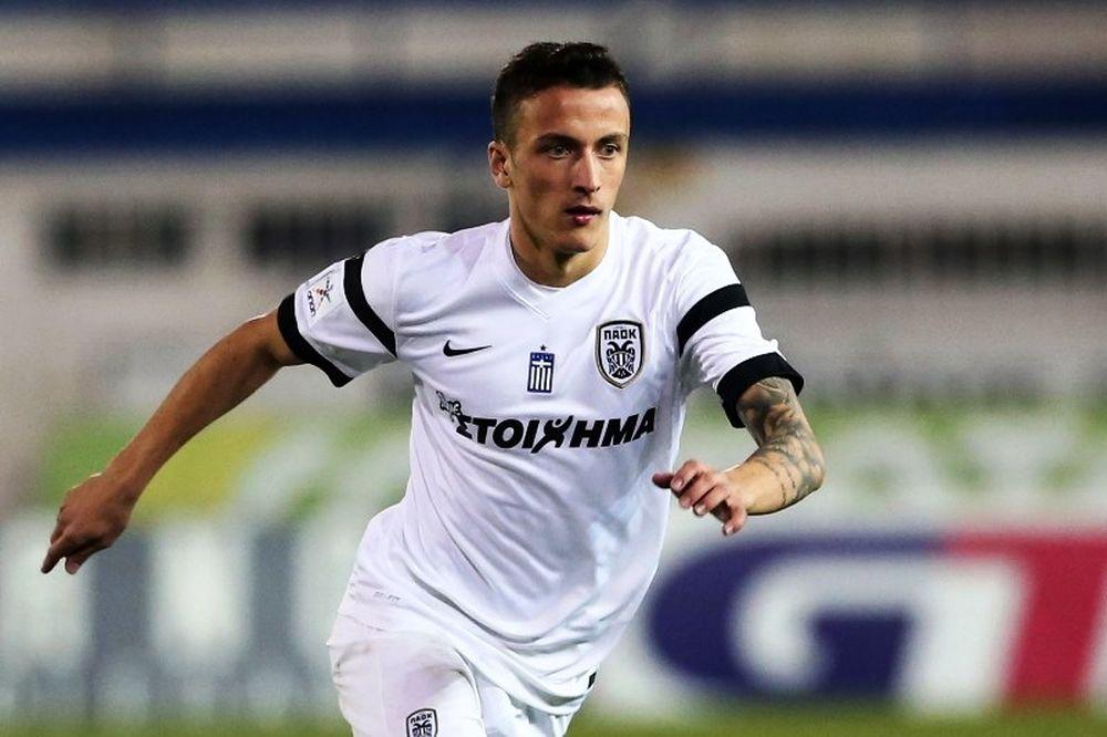 ΠΑΟΚ: Fans Man of the Match o Eργκούς Κάτσε