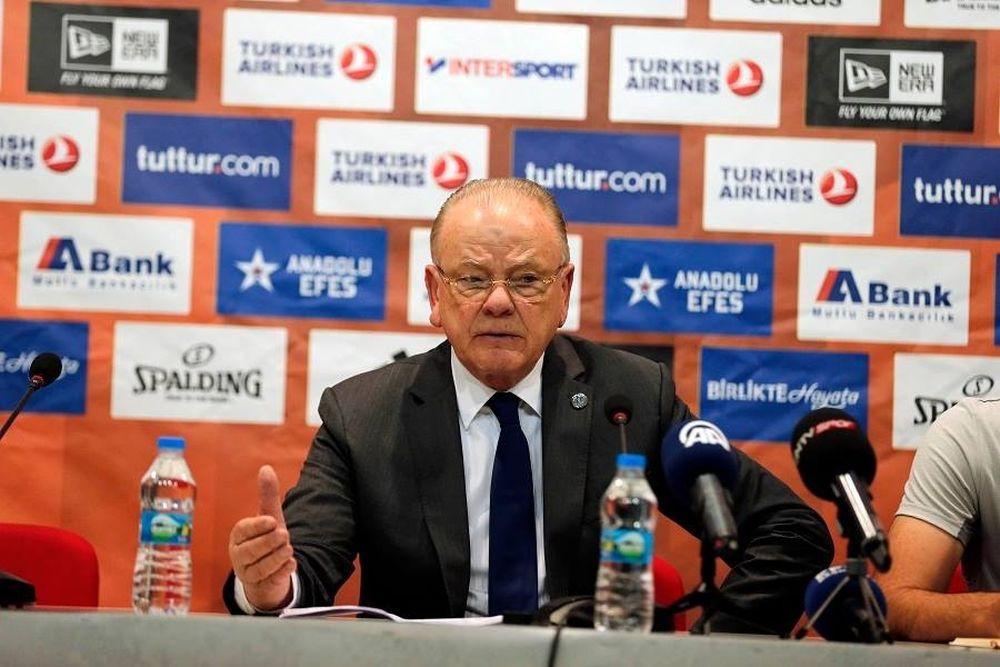 Ίβκοβιτς: «Περιμένω το ίδιο επίπεδο μπάσκετ»