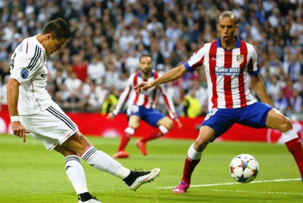 Ρεάλ Μαδρίτης – Ατλέτικο Μαδρίτης 1-0 (video)