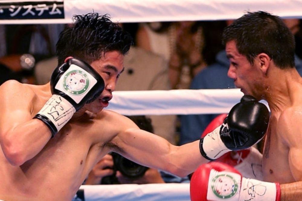 Μποξ: Το… πήρε ο Kazuto Ioka (video)