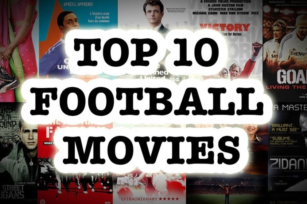 Οι δέκα καλύτερες ποδοσφαιρικές ταινίες (videos)