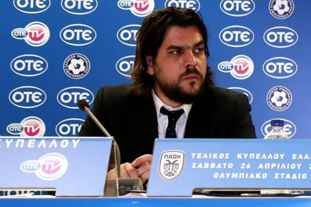 Κυριάκος: «Το Grexit το προκαλεί το ελληνικό ποδόσφαιρο»