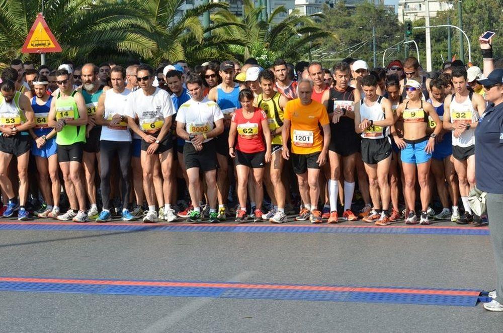Στίβος: Τρέξιμο και περπάτημα στην Αθήνα