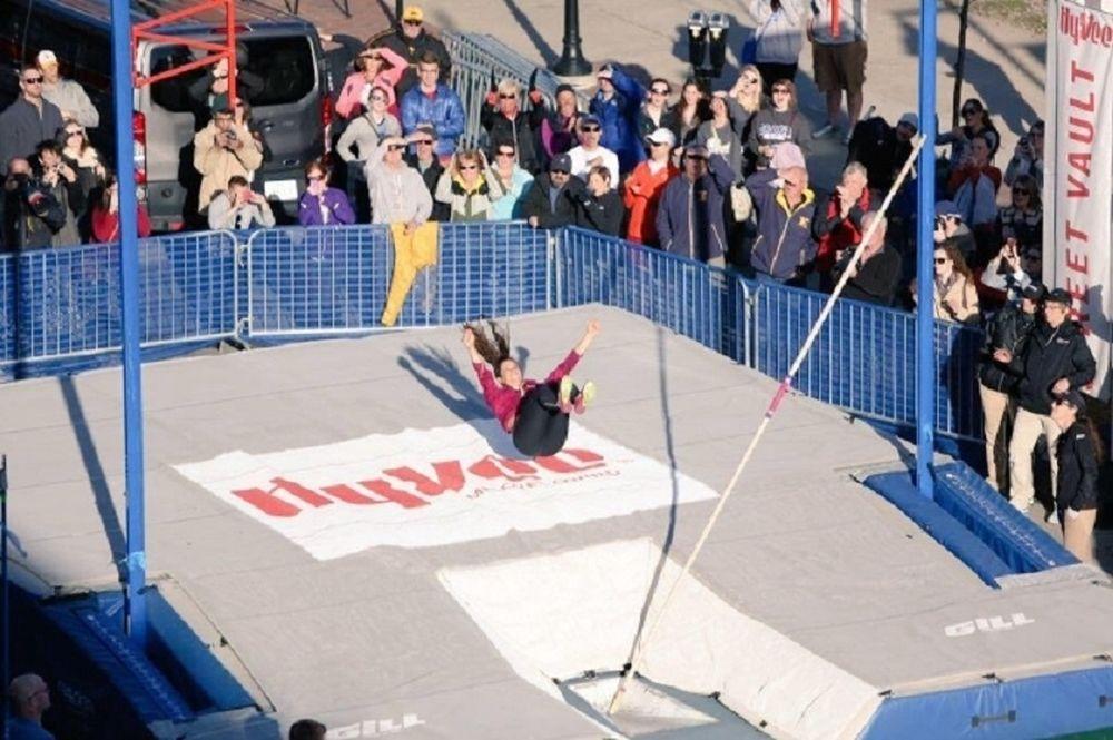 Κατερίνα Στεφανίδη: Νέα... πτήση στα 4.51 μέτρα