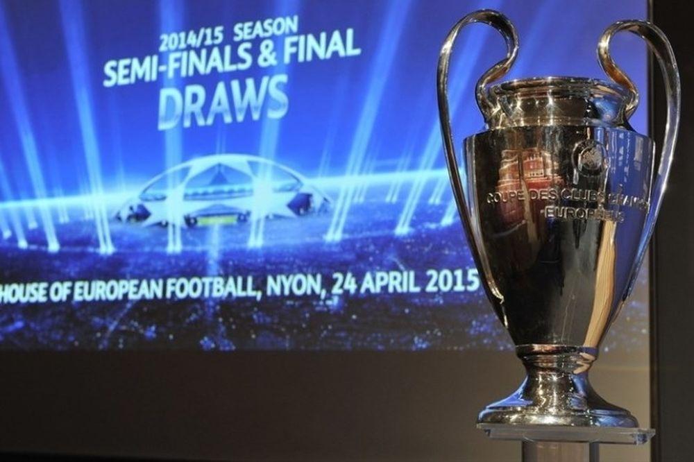 Champions League : Πρόωροι τελικοί δίχως ... εμφύλιο