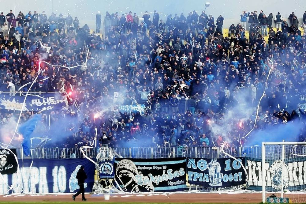 AEK: Οριστικά χωρίς οπαδούς στο «Καυτανζόγλειο»