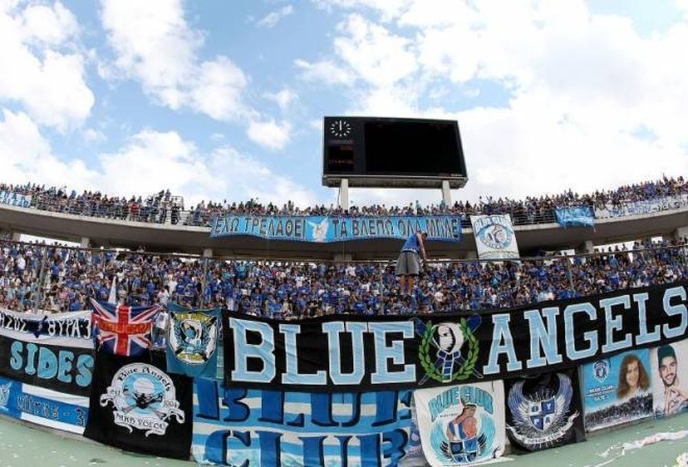 Blue Angels: «Αχιλλέα μη φας έχουμε γλαρόσουπα»!
