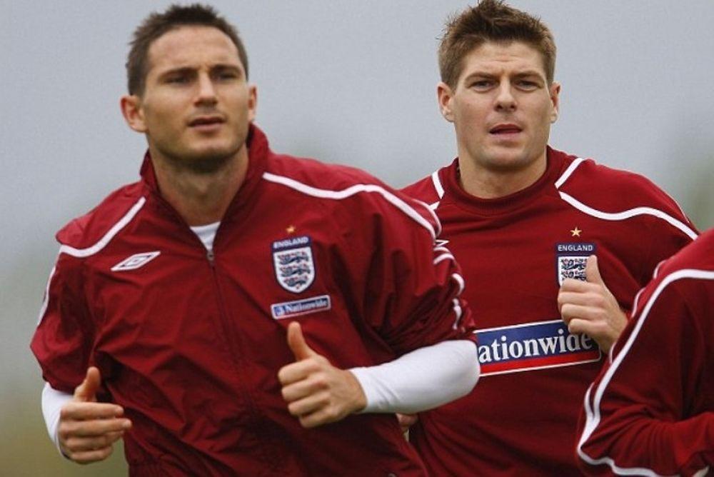 Αγγλία:Τιμή σε Τζέραρντ και Λάμπαρντ από την Ένωση Επαγγελματιών Ποδοσφαιριστών