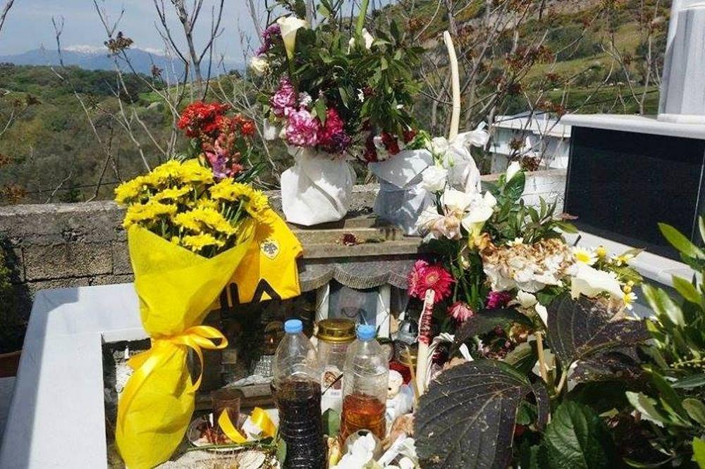 ΑΕΚ: Τίμησε τη μνήμη του Γιακουμάκη (photos)