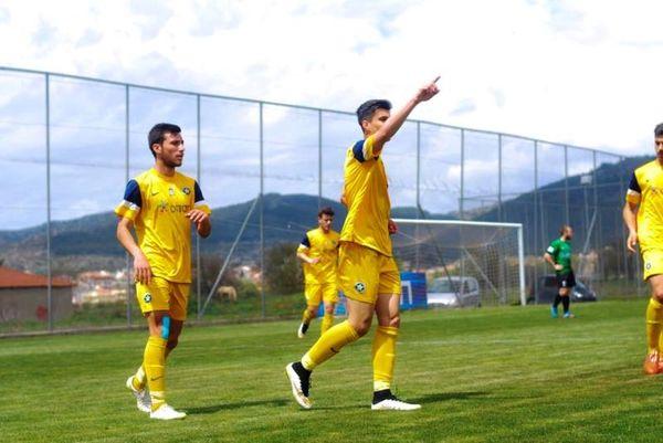 Αστέρας Τρίπολης-Πανθρακικός 2-0 (Κ20) (video)