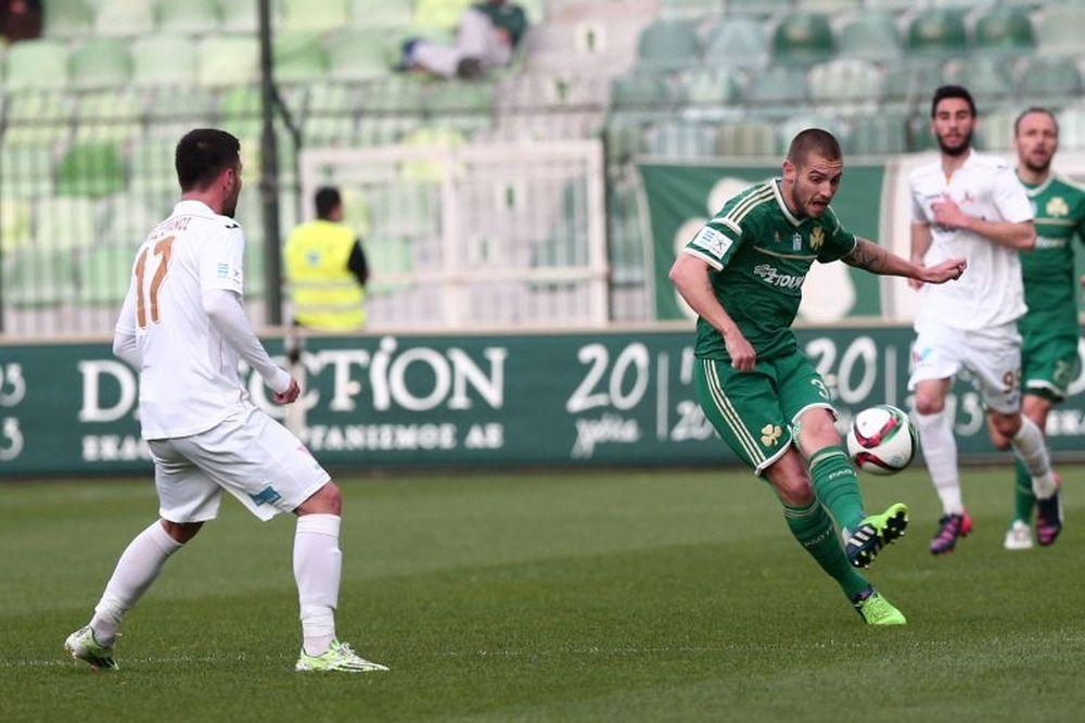 Παναθηναϊκός-Skoda Ξάνθη 2-0 (photos)