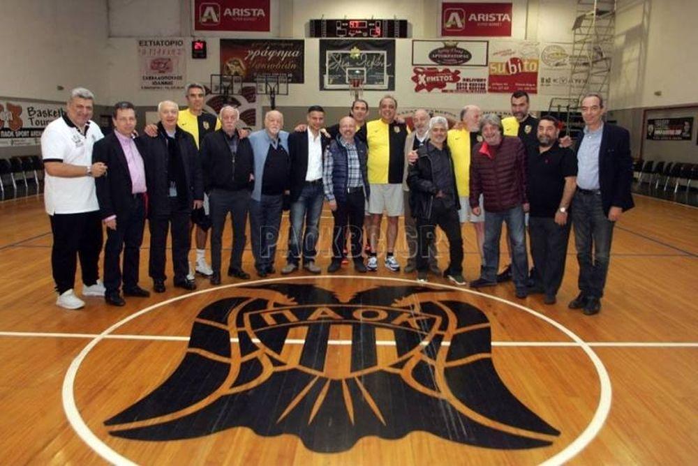 Σταυρόπουλος: «Δεν ψάχνουμε παίκτη» (video+photos)