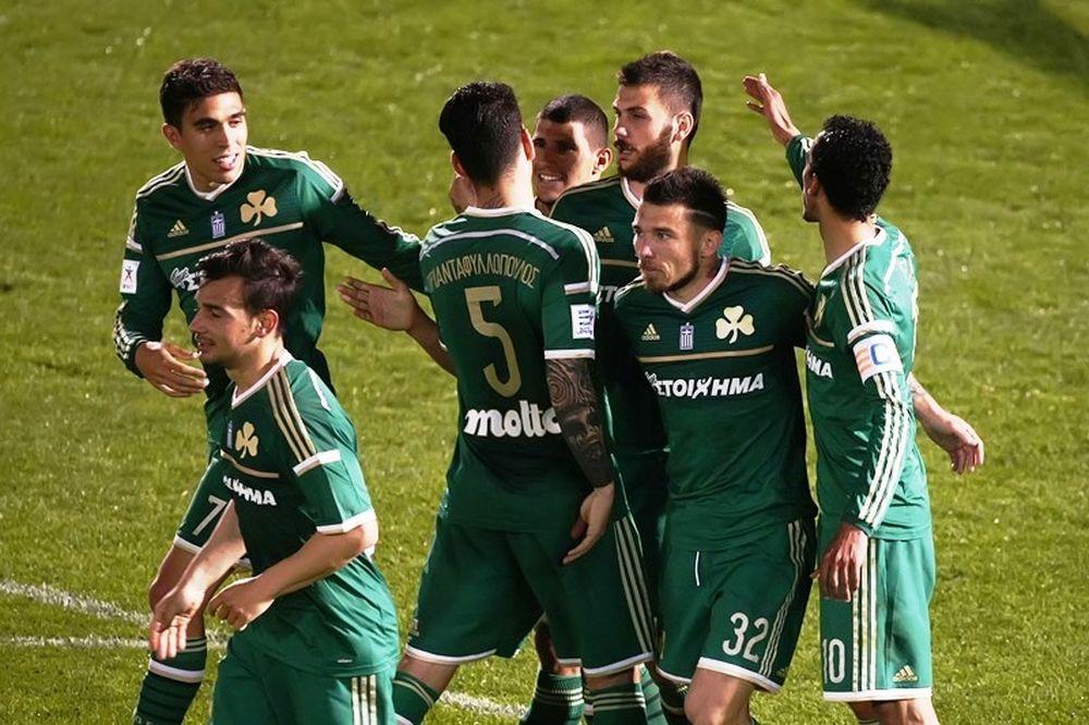 Παναθηναϊκός - Skoda Ξάνθη 2-0: Τα γκολ του αγώνα (video)