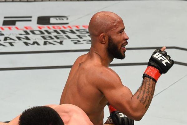 UFC 186: Μοναδικό… buzzer-beater στο Μόντρεαλ