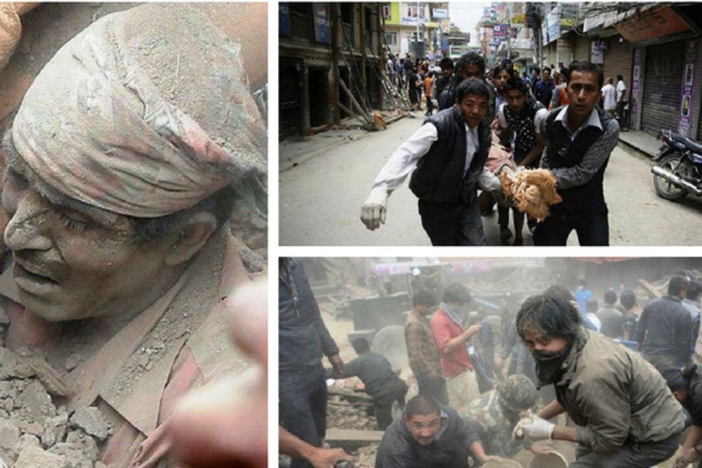 Νεπάλ: Η τραγωδία δεν έχει τέλος (photos+video)