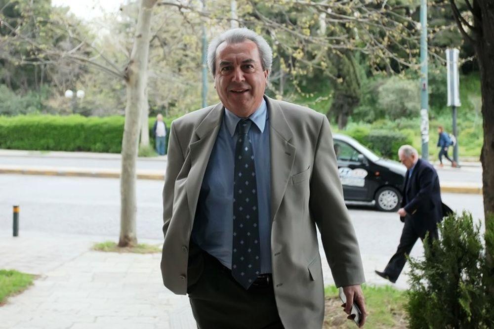 Ασλανίδης: «Θέλει το γήπεδο της ΑΕΚ ο Βασιλόπουλος»
