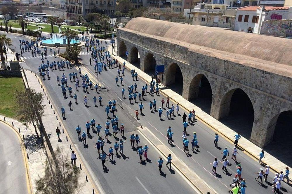 Run Greece: Μοναδικές στιγμές στο Ηράκλειο (photos)