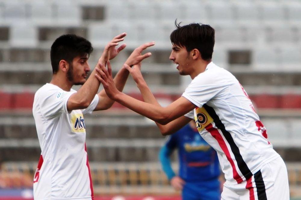 Τύρναβος - Αιγινιακός 0-0