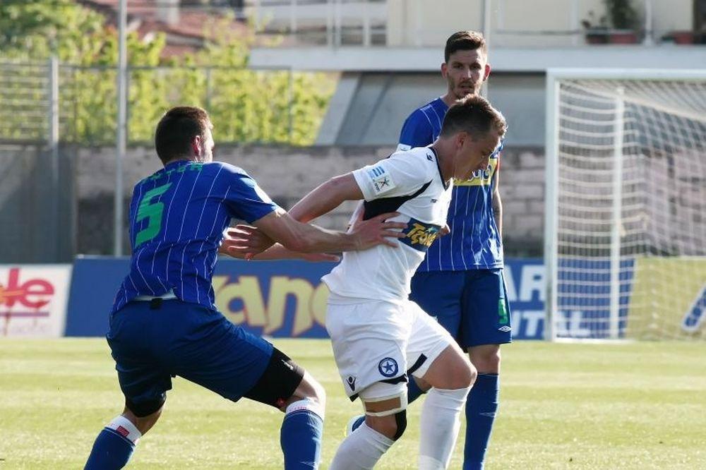 Λεβαδειακός – Ατρόμητος 2-1: Τα γκολ του αγώνα (video)