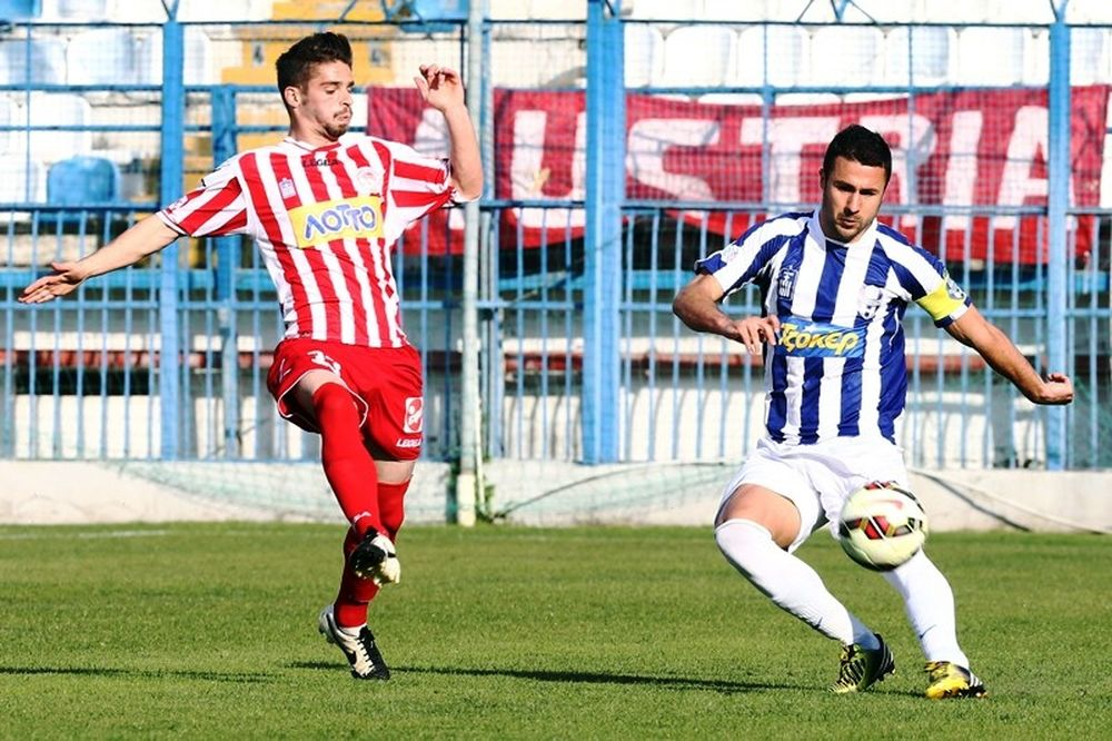 Απόλλων Σμύρνης - Ολυμπιακός Βόλου 0-0