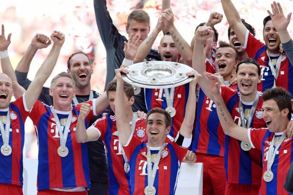 Γερμανία: Πρωταθλήτρια η Μπάγερν Μονάχου!