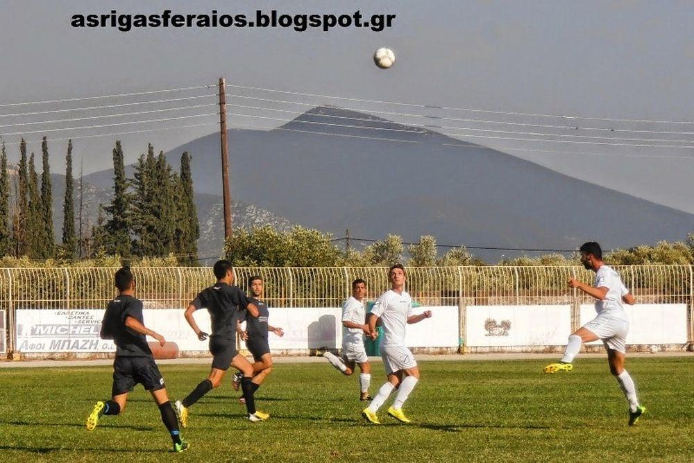 Ρήγας Φεραίος – Αχιλλέας Νεοκαισάρειας 0-0