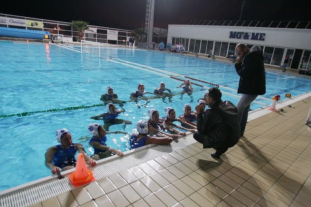 Εθνική Πόλο Γυναικών: Πιστεύει σε νίκη - πρόκριση επί της Ισπανίας ο Μορφέσης